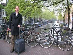 Jeroen Massar in Amsterdam, The Netherlands